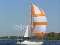 Общий вид яхты Славяна