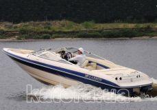 Общий вид катера Ларсон 226