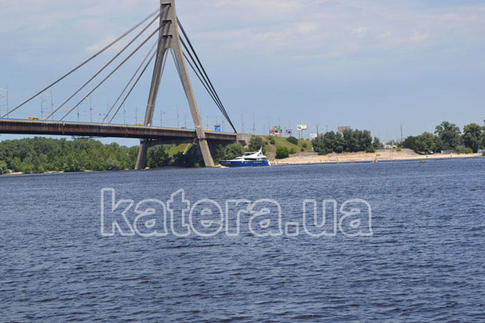 Вид на Московский мост