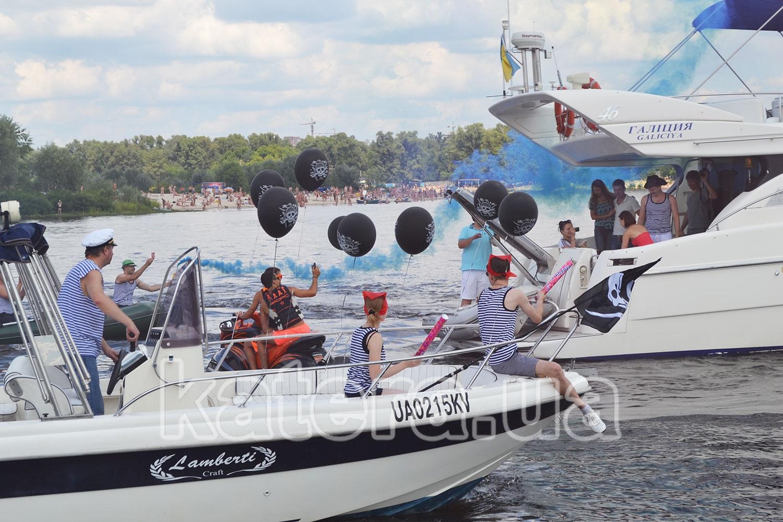 Предложение руки сердца на яхте Азимут 46 - katera.ua