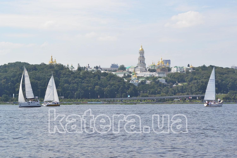Тимбилдинг на яхтах для Фора - Fozzy Group - katera.ua