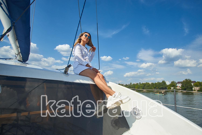 Фотосессия на яхте Ла Вита - katera.ua