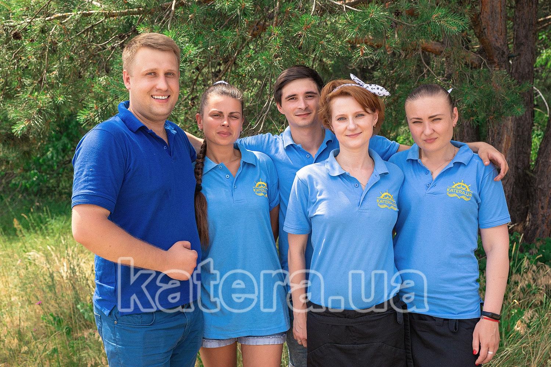 Сотрудники компании Katera.ua на острове Великий - katera.ua
