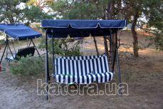 Качели на площадке на острове Великий - Katera.ua