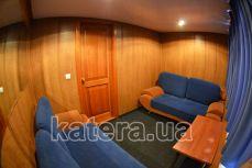 Каюта с двумя диванами на теплоходе Эколог - Katera.ua