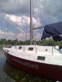 "Yacht ""Aquamarine"""