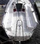Кокпит на яхте Богема - Katera.ua