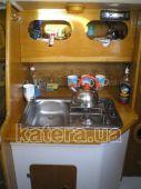 Кухня на яхте Богема - Katera.ua