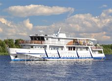 "Motor Ship ""Serebryaniy Briz"""
