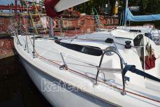 Передняя часть палубы на яхте Богема - Katera.ua