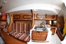 Кухня на яхте Дельта - Katera.ua