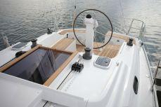 Кокпит на яхте Hanse 320 - Katera.ua