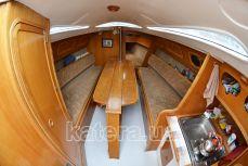 Кают-компания на яхте Богема - Katera.ua