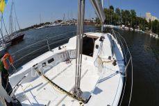 Кокпит яхты Александра - Katera.ua
