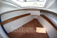 Носовая каюта на яхте Александра - Katera.ua
