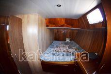 Каюта на яхте Астра - Katera.ua
