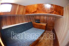 Каюта на моторной яхте Астра - Katera.ua