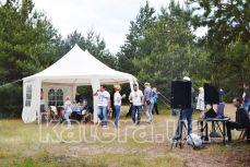 Отдых под шатром с мебелью на острове Великий - Katera.ua