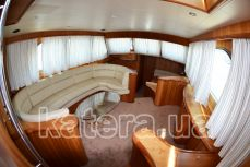 Кают-компания на яхте Sea Wave - Katera.ua