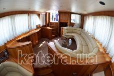 Салон внутри яхты Sea Wave - Katera.ua