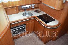 Кухня на моторной яхте Sea Wave - Katera.ua