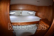 Каюта с двухъярусной кроватью на яхте Sea Wave - Katera.ua
