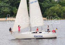 Аренда яхты Карина на Оболони - Katera.ua