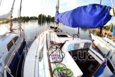 Палуба на яхте Карина - Katera.ua