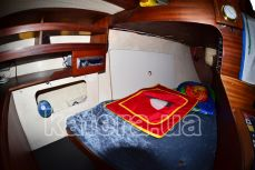 Кормовая каюта на яхте Карина - Katera.ua