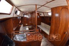 Кают-компания яхты Глори - Katera.ua