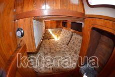 Кормовая каюта на яхте Глори - Katera.ua