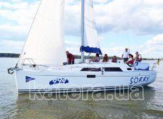 Аренда парусной яхты Hanse 320 - Katera.ua