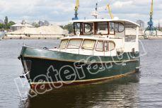 Общий вид яхты Фридом - Katera.ua