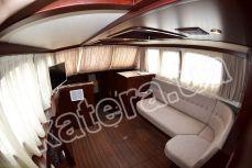 Салон на нижней палубе яхты Фридом - Katera.ua