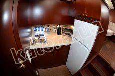Кухня на яхте Фридом - Katera.ua