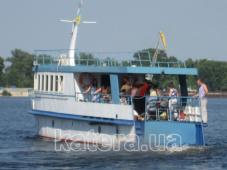 """Motor Ship """"Zoryany"""""""
