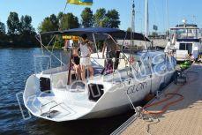 Парусная яхта Глори возле причала - Katera.ua