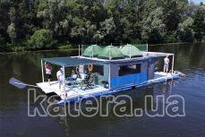 Общий вид катера Релакс - Katera.ua