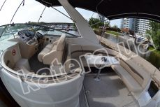 Кокпит на яхте Chaparral 350 - Katera.ua