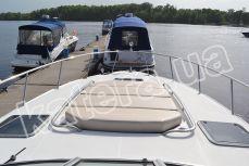 Места для загара на носу яхты Chaparral 350 - Katera.ua
