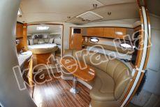 Кают-компания на яхте Chaparral 350 - Katera.ua
