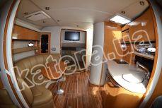 Салон внутри на яхте Chaparral 350 - Katera.ua