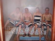 Сауна на теплоходе Эдем - Katera.ua