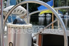 Штурвал на яхте Королева - Katera.ua