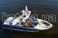 Общий вид катера Малибу - Katera.ua