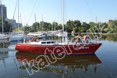 """Yacht """"Rubin"""""""