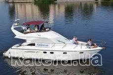 Общий вид моторной яхты Принцесса 45 - Katera.ua