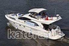 """Yacht """"Azimut 46"""""""
