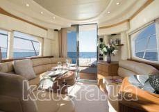 """Yacht """"Azimut-42"""""""