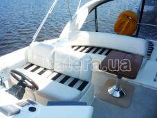 """Яхта """"Меридиан-411"""""""